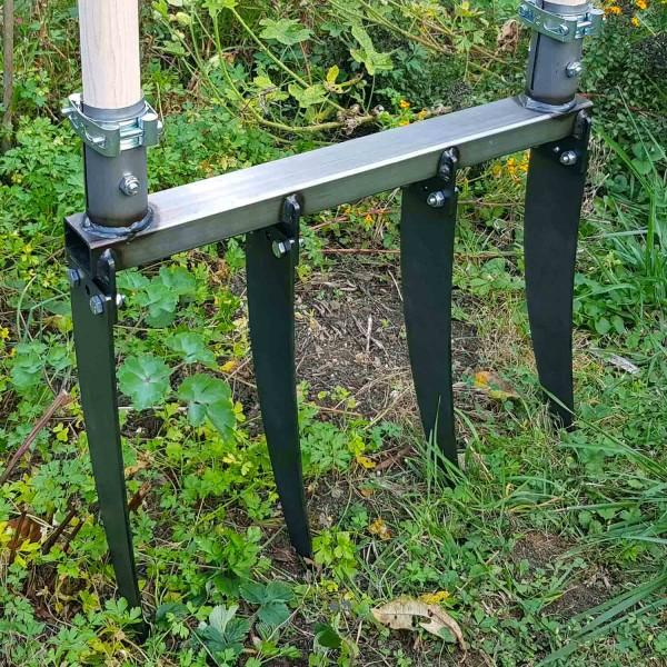 Doppelgrabegabel Forke 40 cm: Für extreme Aufgaben